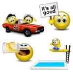 Download de Emoticons Animados Para MSN