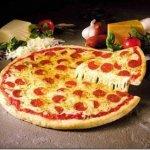 O Incrível Mistério do Tamanho da Pizza