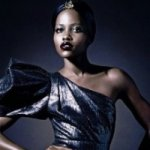 Lupita Nyong'o , a Nova Garota de Ouro da Indústria da Moda