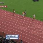 Mulher Faz Recuperação Incrível no Atletismo