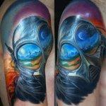 Tatuagens Super Coloridas de Nicky Samarinoy