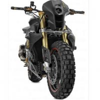 BMW S1000RR Wunderlich Mad Max Off-Roader