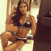Fotos da Ring Girl Arianny Celeste no Instagram
