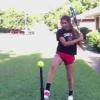 Trick Shot de Softball