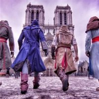 Parkour do Assassin's Creed Unity
