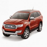 Ford Everest 2015 - Revelado