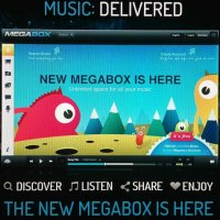 Dono do Megaupload Anuncia Lançamento do Megabox