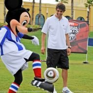 Kaká no Walt Disney World