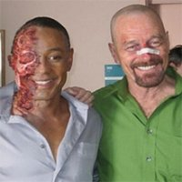 50 Fotos Incríveis dos Bastidores de 'Breaking Bad'