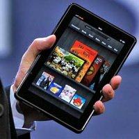 Tablet Kindle Fire Cresce e Ameaça Mercado do iPad nos EUA