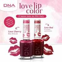 Lançamento: Dna Italy Love Lip Color