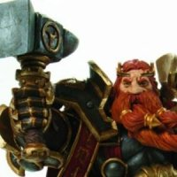 World of Warcraft Magni Bronzebeard Pela DC Unlimited