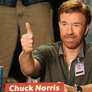 Morre Chuck Norris