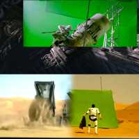Os Efeitos Especiais de Star Wars - The Force Awakens