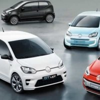 Volkswagem Up 2013/14