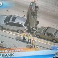 Acidentes Automobilísticos Sem Nenhum Sentido