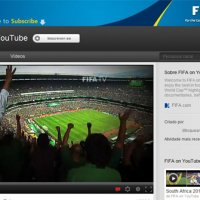 Canal Oficial da FIFA no Youtube