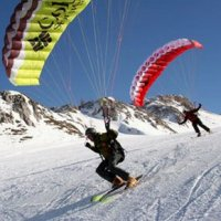 Mont Blanc – Speed Flying