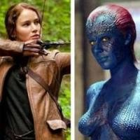 X-Men e Jogos Vorazes Disputam Jennifer Lawrence