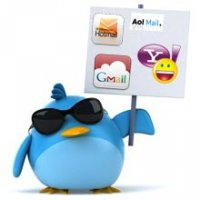 Twitter: Importar Contatos do Gmail, Yahoo e Hotmail