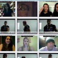 Site que Conecta as Pessoas Aleatoriamente Via Webcam
