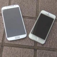 Galaxy S4 Mostra-Se Mais Frágil do que o Iphone 5