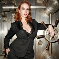 O Famoso Decote de Christina Hendricks