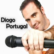 Sessão Stand-up Com Diogo Portugal