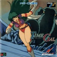 'Time Gal' - Primeiros Games em 'Full Motion Video'
