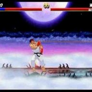 Ryu do Street Fighter Vs Scorpion do Mortal Kombat