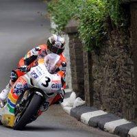 As Belas Imagens do TT Isle of Man 2012
