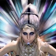 Lady Gaga Divulga Clipe da Música 'Born This Way'