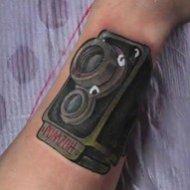 Transformando a Tatuagem em Animação