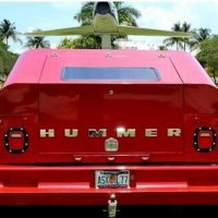 Hummer H1 Modificado