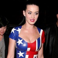 Katy Perry: Patriota e Sensual