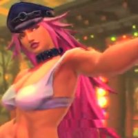 Poison é a Estrela do Novo Trailer de 'Street Fighter IV'
