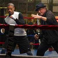 Stallone e Michael B. Jordan no Primeiro Trailer de Creed
