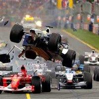Os Maiores Acidentes da Fórmula 1