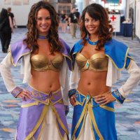 Cosplays do World of Warcraft