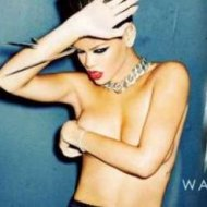Rihanna de Topless na Capa do Seu Novo Single