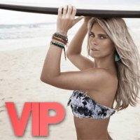 A Beleza da Atriz Carolina Dieckmann na Revista Vip