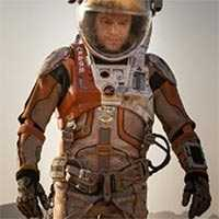 Matt Damon Preso em Marte em Trailer de The Martian