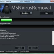 MSN Virus Removal 4.60