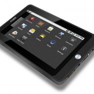 O Tablet Coby Kyros 7015