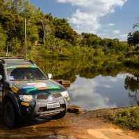 Chega a Etapa Final o Rally Mitsubishi