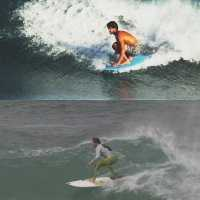 Surf: 'Tail Fin Trials' e 'Weirdo Ripper'