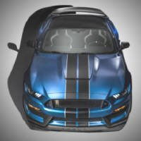 Voodoo é o Grande Trunfo do Mustang Shelby GT350 R