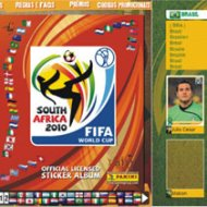 Álbum de Figurinhas Virtual da Copa do Mundo 2010 da FIFA