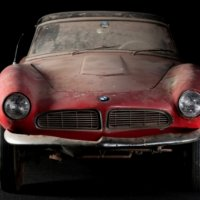 Carro de Elvis no Museu da BMW