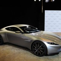 Este é o Novo Aston Martin de James Bond